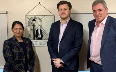 The ILP Meets With UK Home Secretary to Discuss Lighting Issues