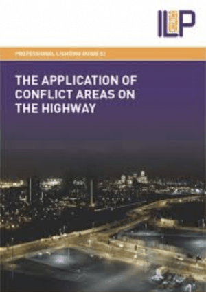 PLG02 THE APPLICATION OF CONFLICT AREAS ON THE HIGHWAY