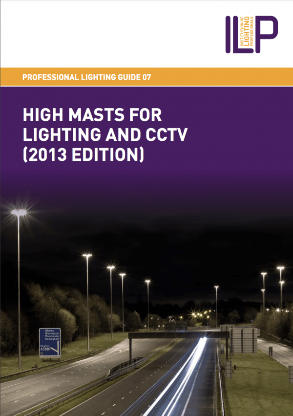 PLG07 HIGH MASTS FOR LIGHTING AND CCTV