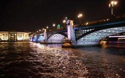 Illuminated River launch