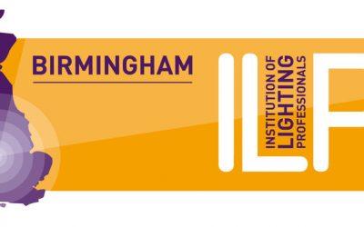ILP Birmingham CPD webinar: BS5489: Good Practice in Lighting Design