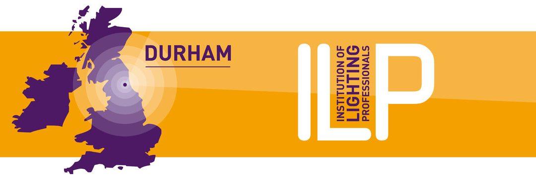 ILP Durham CPD webinar: GDPR in the Lighting Industry