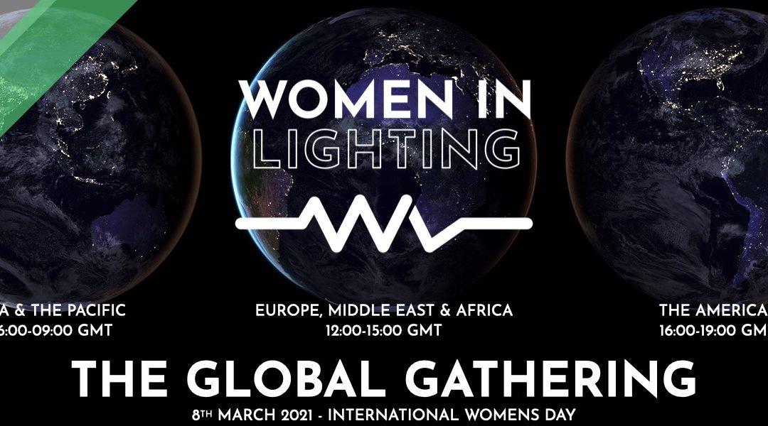Women in Lighting – Global Gathering