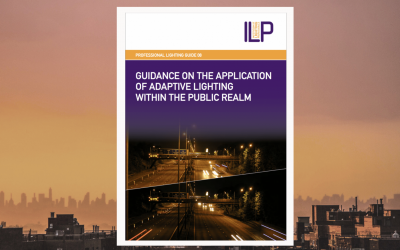 ILP recommends professional approach to public street lighting policy