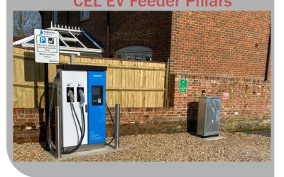 ILP helps you make the right feeder pillar choice for your electric vehicle charging plans